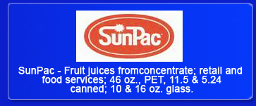 Sun Pac Foods Limited Logo
